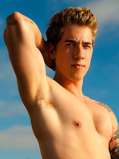gay boy porn model Lukas Grande