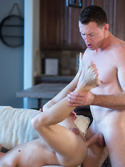 Man on Twink: Pierce Paris and Dylan Hayes