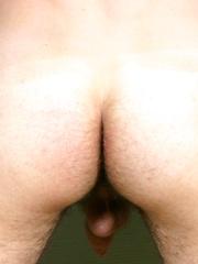 Sporty boy Luis masturbating his nice cock