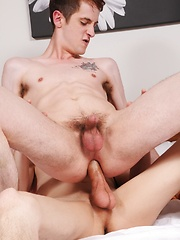 Butt-Stretching Toys фтв Then A Big Hard Raw Cock For This Horny Young Twink!