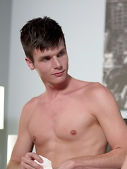 The sexy Christian Collins makes his return to Helix in this unforgettable LIVE show