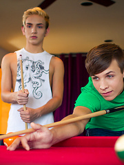Dylan makes sure to chalk up Jacob 9