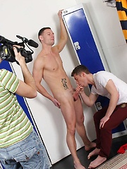 Straight Boys Fuck: Behind The Scenes