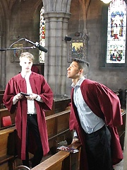 Choirboy: Behind the Scenes