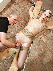Big-Dicked Bound Boy Reece
