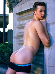 Chicago boy Bastian Hart in this introductory interview and solo jerk off