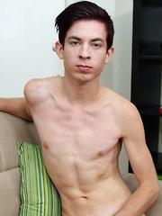 Meet Sexy New Twink Daniel