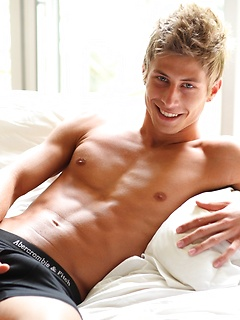 gay boy porn model Jack Harrer