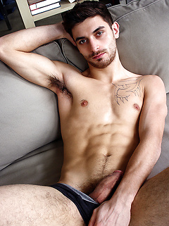 gay boy porn model Dillon Rossi