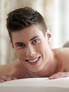gay boy porn model Matt Johnson